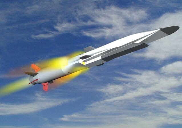 L'immagine possibile del missile 3М22 Zircon