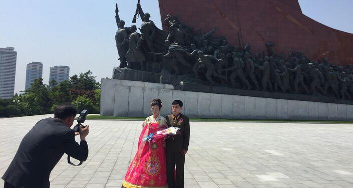 Matrimonio nordcoreano