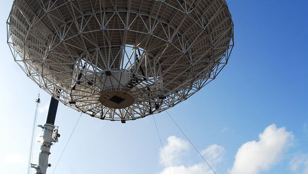 Installazione di un'antenna MUOS nelle Hawaii - Sputnik Italia