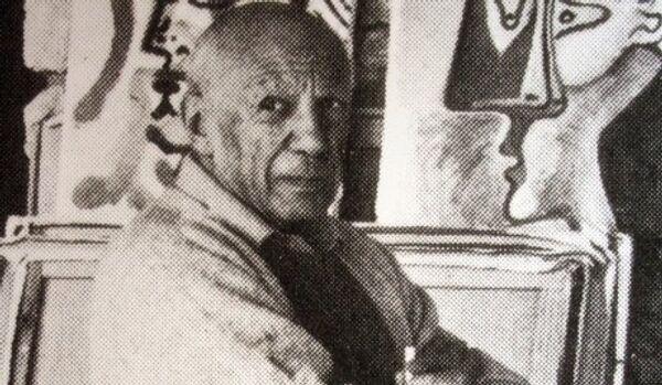 Pablo Picasso - Sputnik Italia