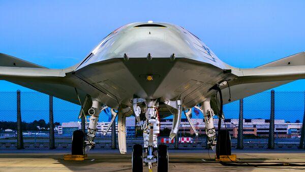 Boeing MQ-25A - Sputnik Italia