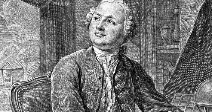 Michail Lomonosov, 1711-1765