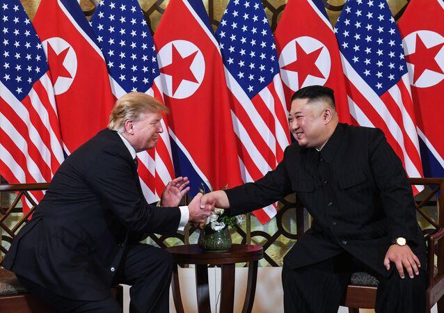 Vertice di Hanoi tra Trump e Kim Jong-un
