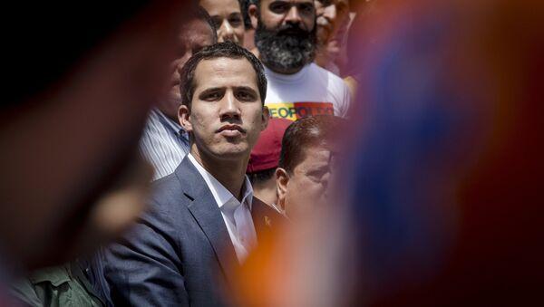 Self-proclaimed Venezuela's interim president Juan Guaido - Sputnik Italia