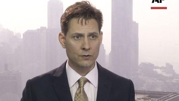 Michael Kovrig, ex diplomatico canadese in Cina - Sputnik Italia