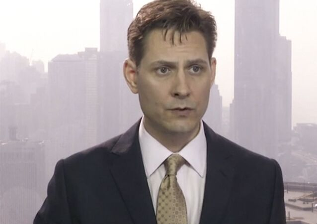 Michael Kovrig, ex diplomatico canadese in Cina