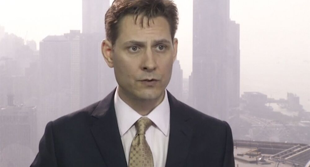Michael Kovrig, ex diplomatico canadese in Cina