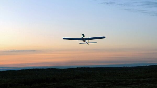 UAV - Sputnik Italia
