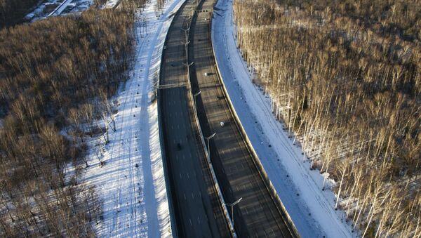 Платная дорога М-11 Москва - Санкт-Петербург - Sputnik Italia