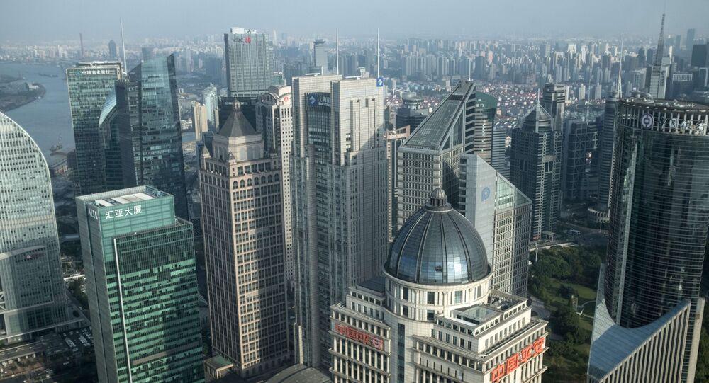 Futuristic Beauty of Shanghai