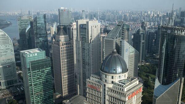 Futuristic Beauty of Shanghai - Sputnik Italia