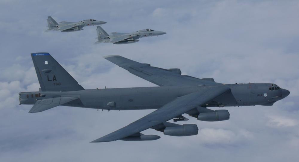 Bombardiere B-52H Stratofortress