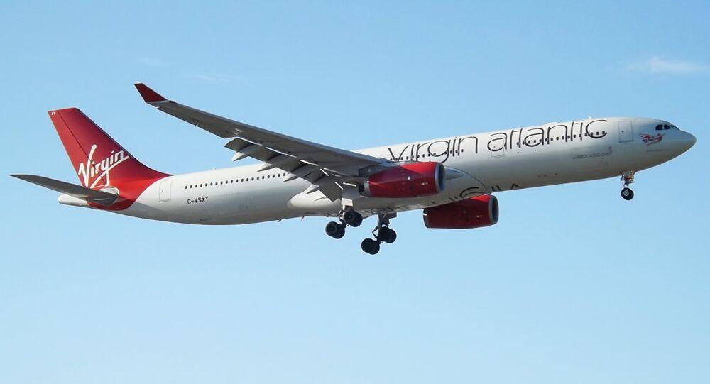 Virgin Atlantic Airbus A330
