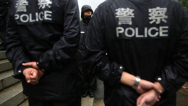 Chinese police officers. (File) - Sputnik Italia