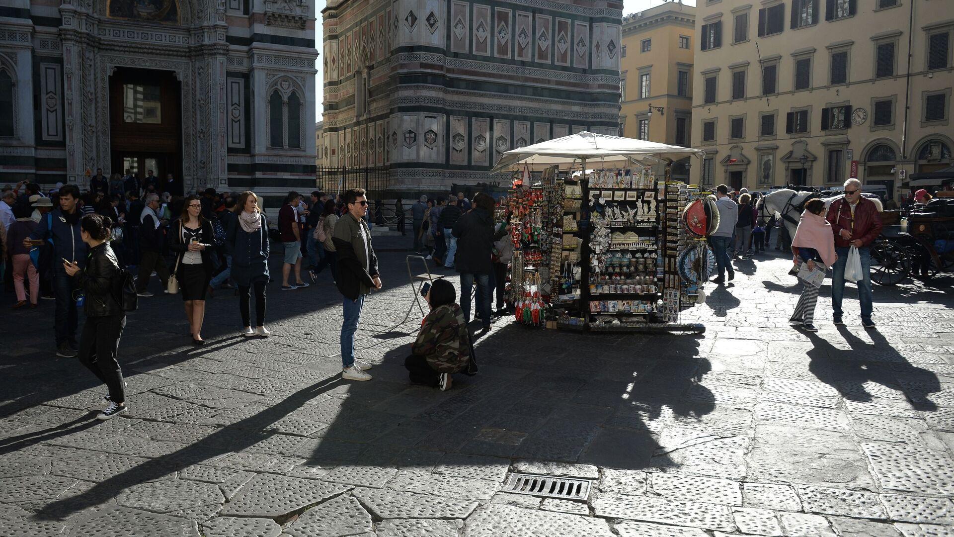 Piazza del Duomo di Firenze - Sputnik Italia, 1920, 05.07.2021