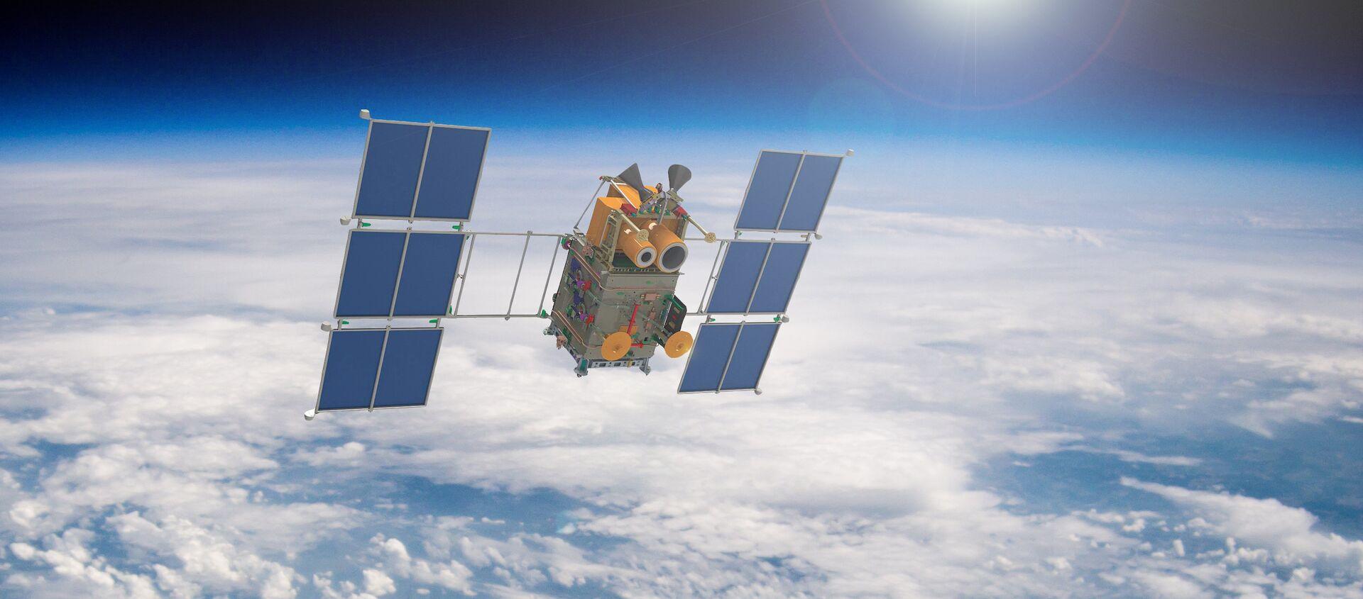 Il satellite russo Canopus-B - Sputnik Italia, 1920, 27.08.2019