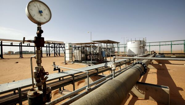 L'impianto petrolifero di Al Sharara, Libia (foto d'archivio) - Sputnik Italia