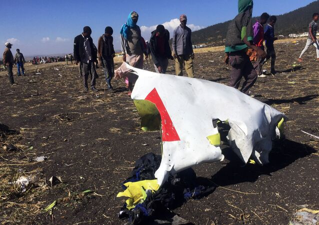 Ethiopian Airlines Flight ET 302 Plane Crash