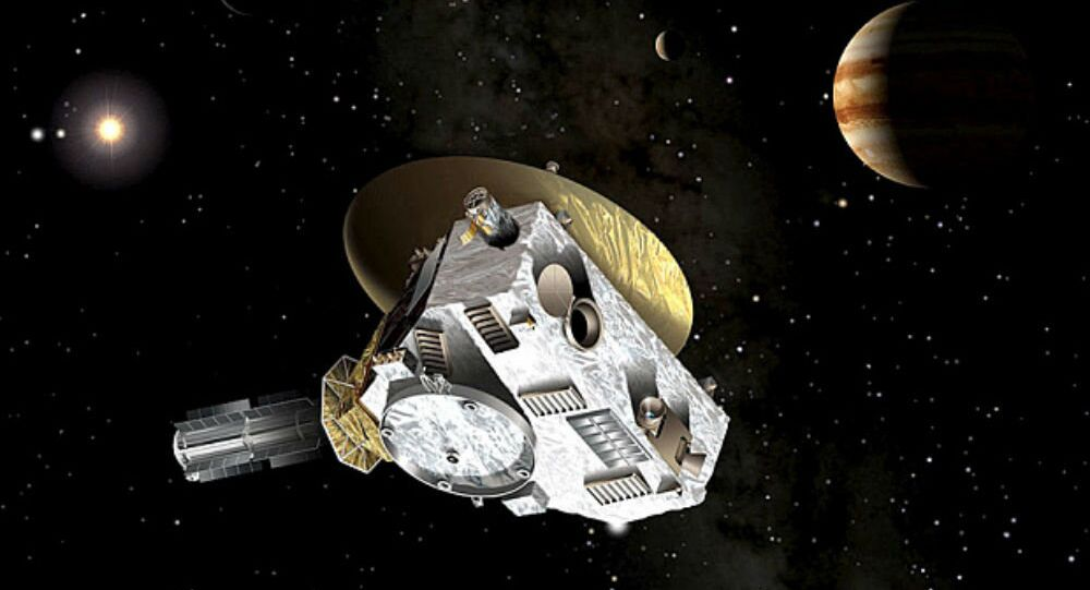 Sonda New Horizons in prossimità di uno dei pianeti più misteriosi del sistema solare, Plutone
