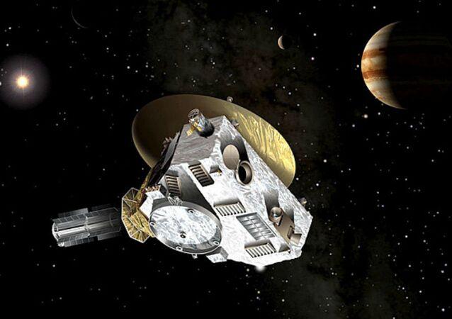 Data storica per la navigazione spaziale con l'arrivo della sonda New Horizons in prossimità di uno dei pianeti più misteriosi del sistema solare, Plutone