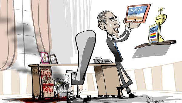 L'eredità di Obama - Sputnik Italia