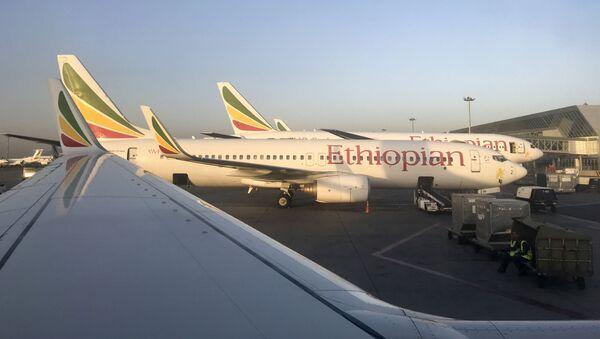 Ethiopian Airlines  - Sputnik Italia
