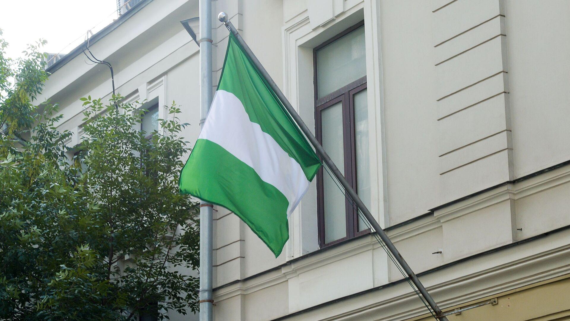 La bandiera di Nigeria - Sputnik Italia, 1920, 21.05.2021