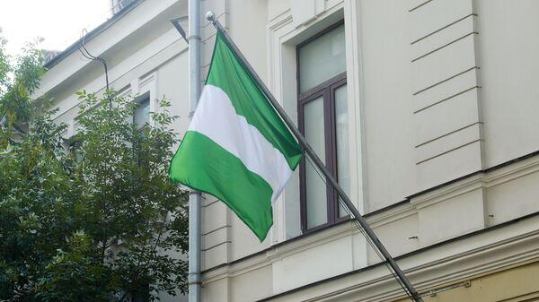 La bandiera di Nigeria - Sputnik Italia