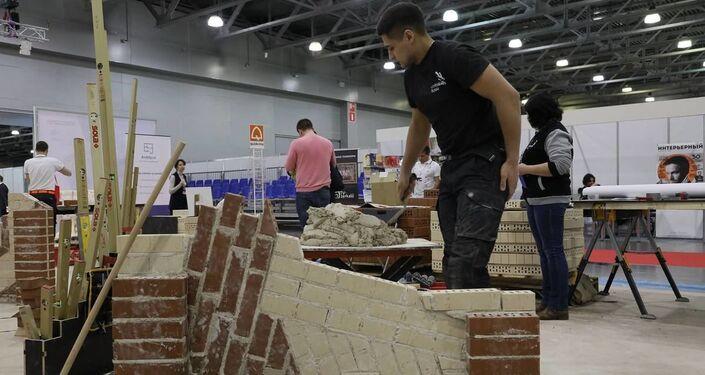 Una dimostrazione pratica di impiego dei materiali esposti a BATIMAT 2019