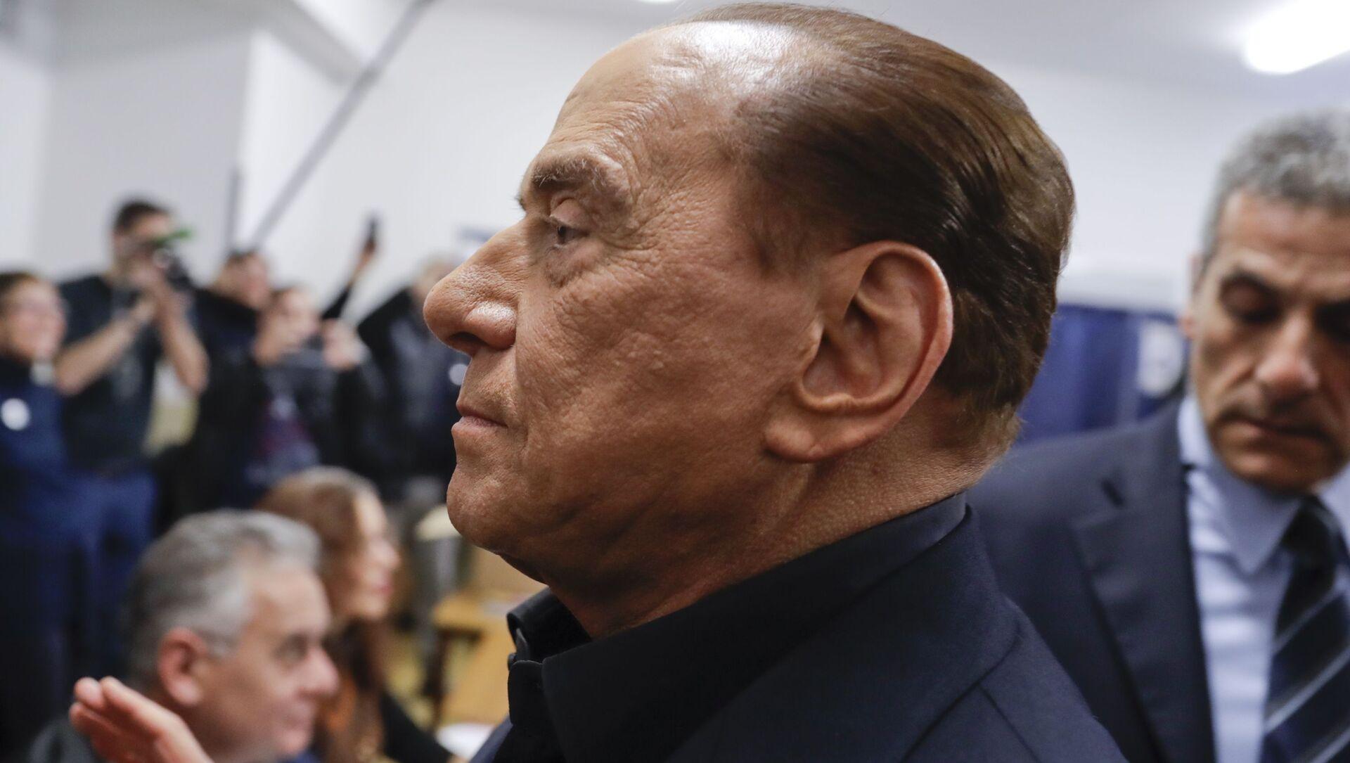 Silvio Berlusconi - Sputnik Italia, 1920, 08.04.2021