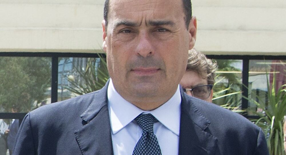 Nicola Zingaretti (foto d'archivio)