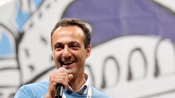 Marcello De Vito, presidente dell'assemblea comunale di Roma - Sputnik Italia