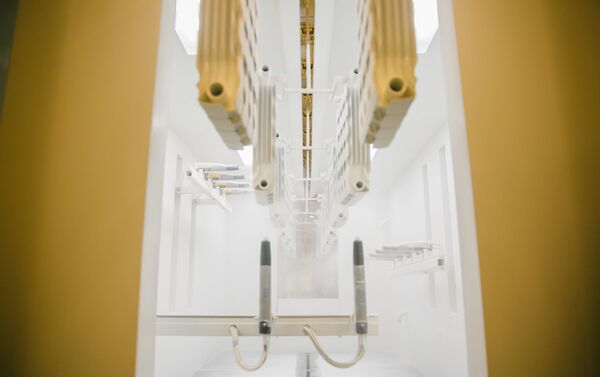 Produzione di radiatori a Lipetsk - Sputnik Italia