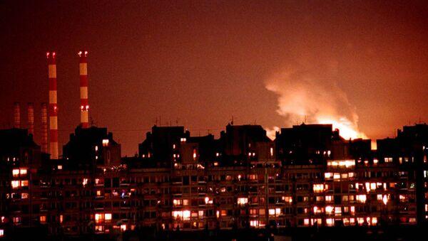 Бомбардировка Белграда силами НАТО - Sputnik Italia