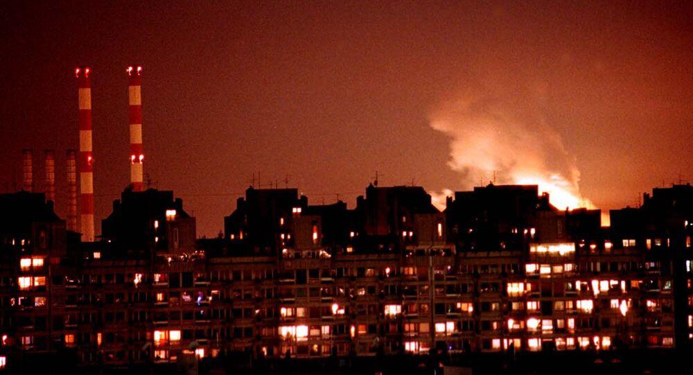Bombardamenti della Nato a Belgrado