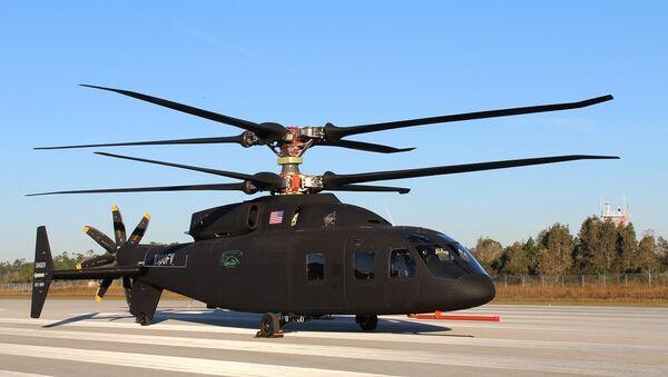 L'elicottero Sikorsky–Boeing SB-1 Defiant - Sputnik Italia