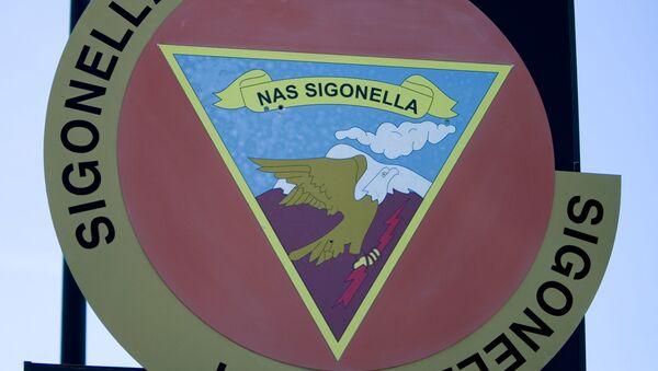 Sigonella - Sputnik Italia