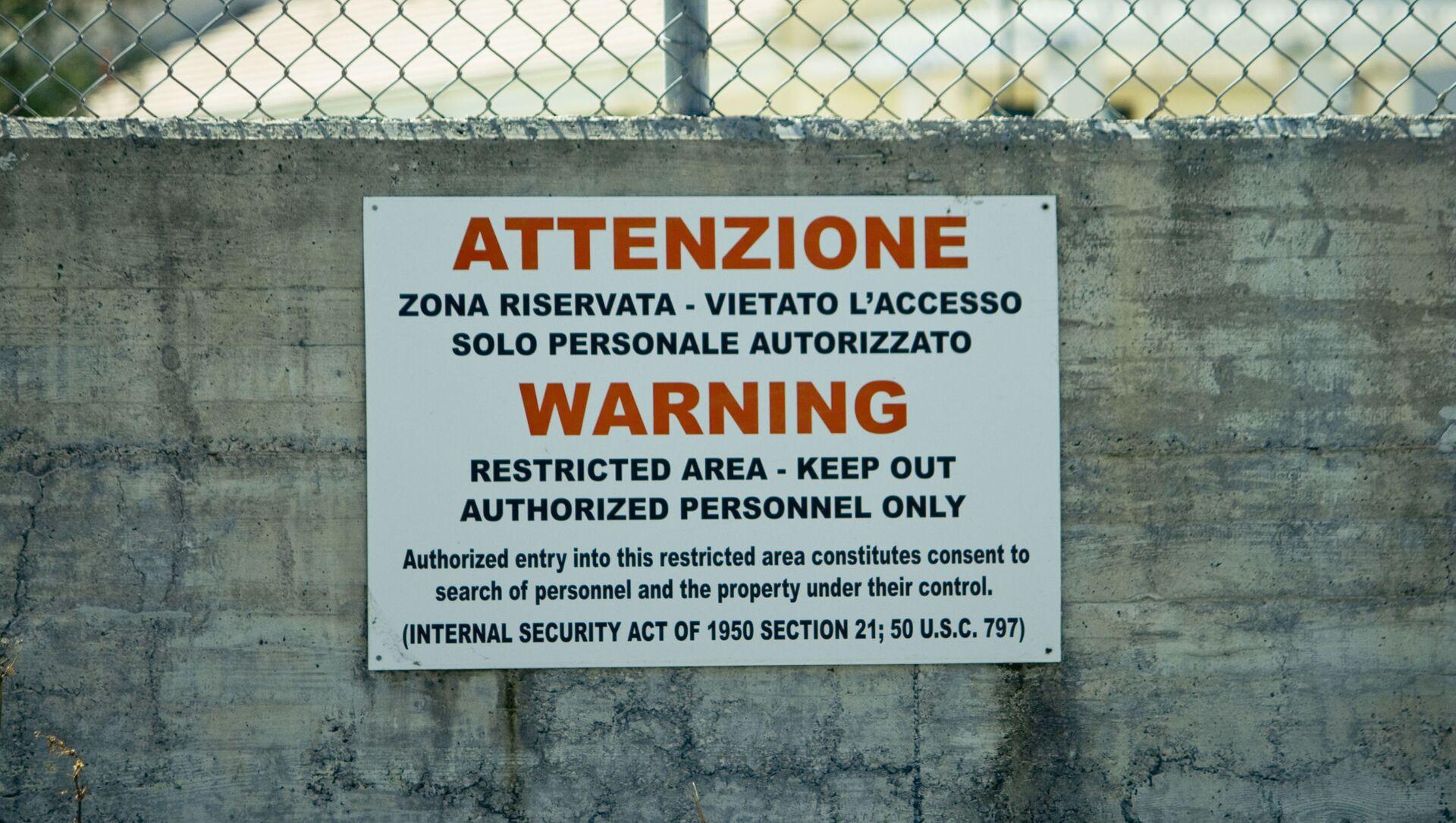 """Lavrov chiede agli Usa di eliminare i siti di armi nucleari all'estero: """"Violano il TNP"""" - Sputnik Italia, 1920, 24.02.2021"""