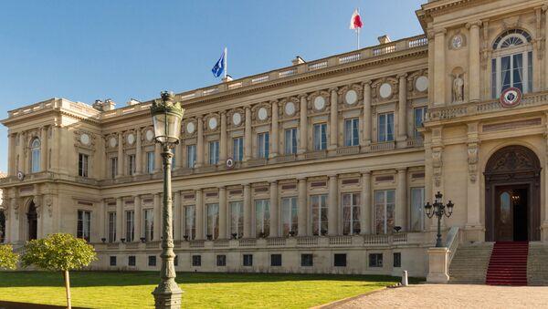 Il ministero degli Esteri francese - Sputnik Italia