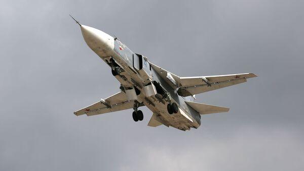 Su-24M - Sputnik Italia