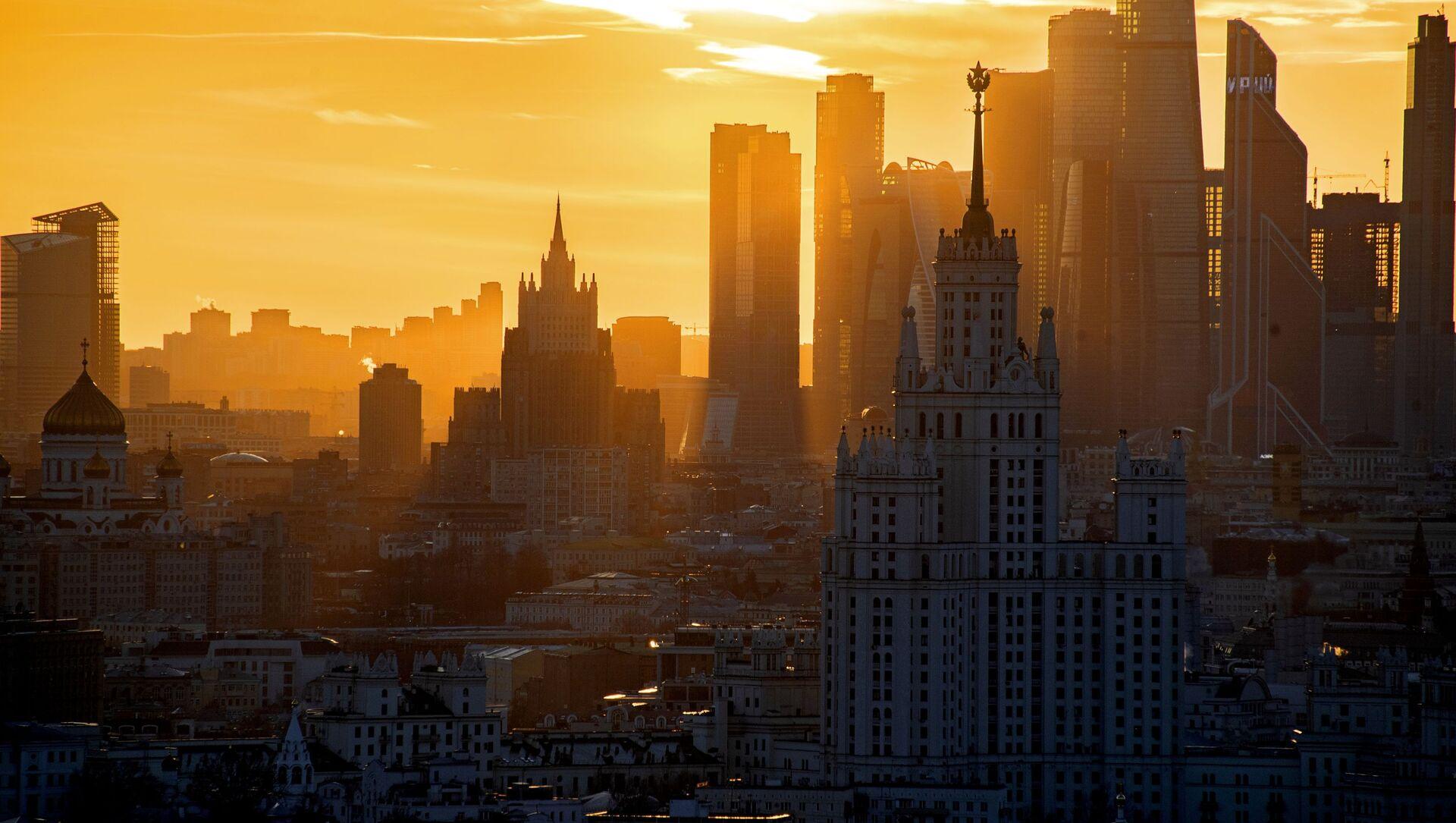 La vista del ministero degli Esteri russo, Mosca. - Sputnik Italia, 1920, 20.04.2021