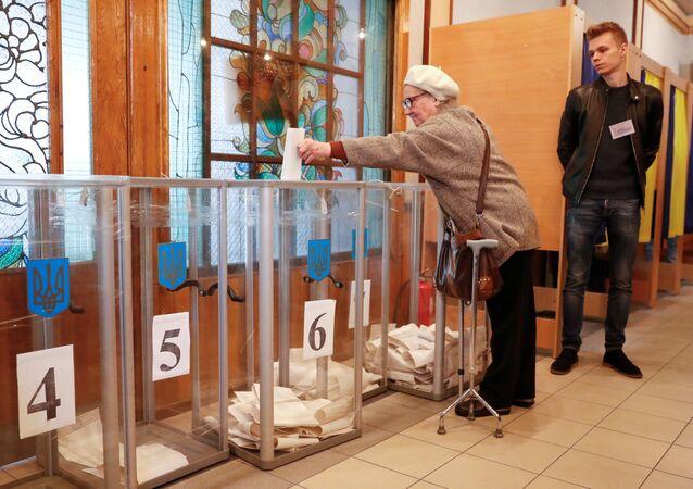 Elezioni presidenziali, Ucraina