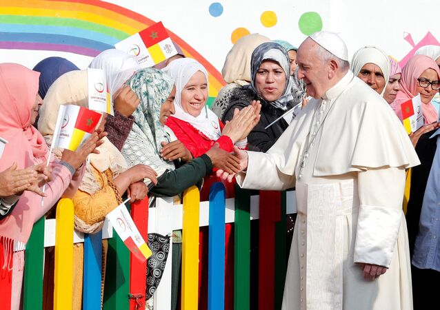 Papa Francesco in Marocco