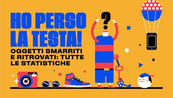 Oggetti smarriti: perché li perdiamo e come fare per ritrovarli - Sputnik Italia