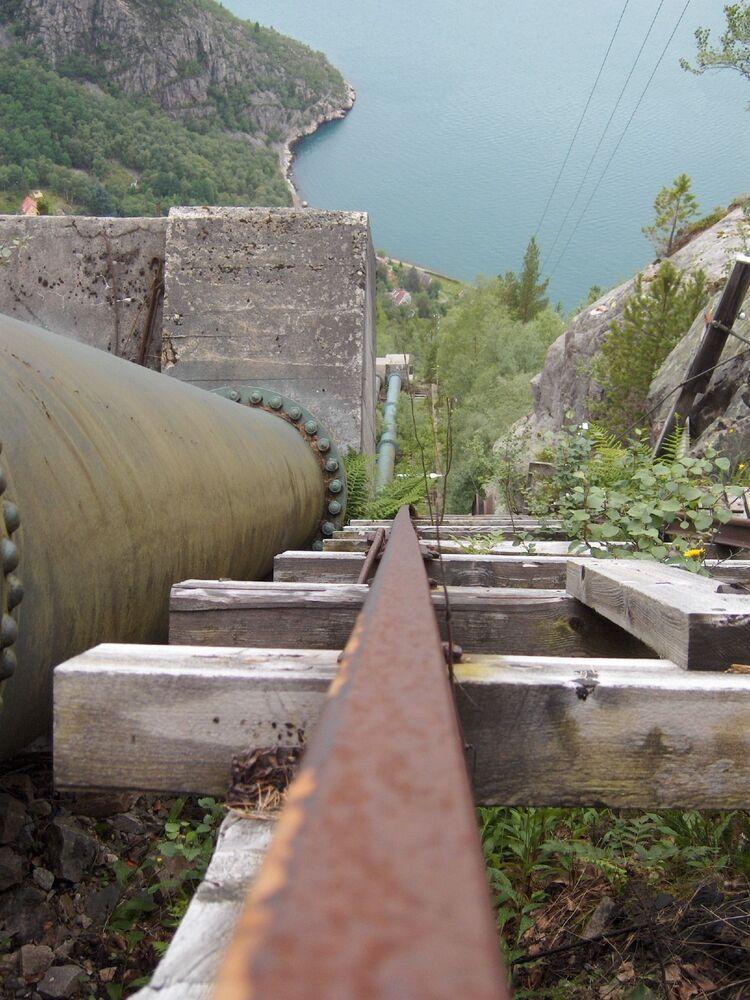 Quattro volte quattro: 4444, come i gradini della scala di Flørli, in Norvegia