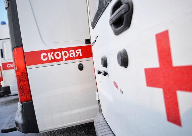 Ambulanza russa