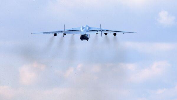 L'An-225 Mriya - Sputnik Italia