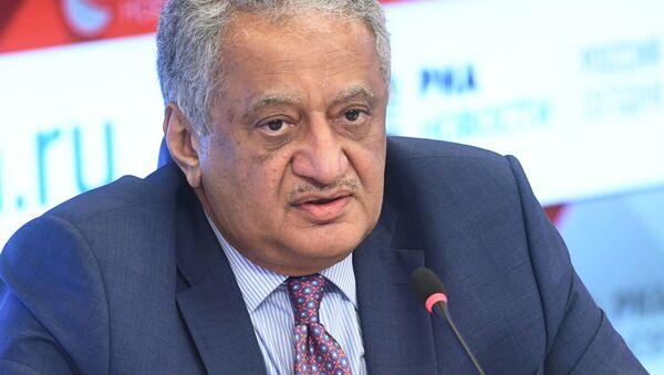 L'ambasciatore del Pakistan in Russia Kazi Halilulla - Sputnik Italia