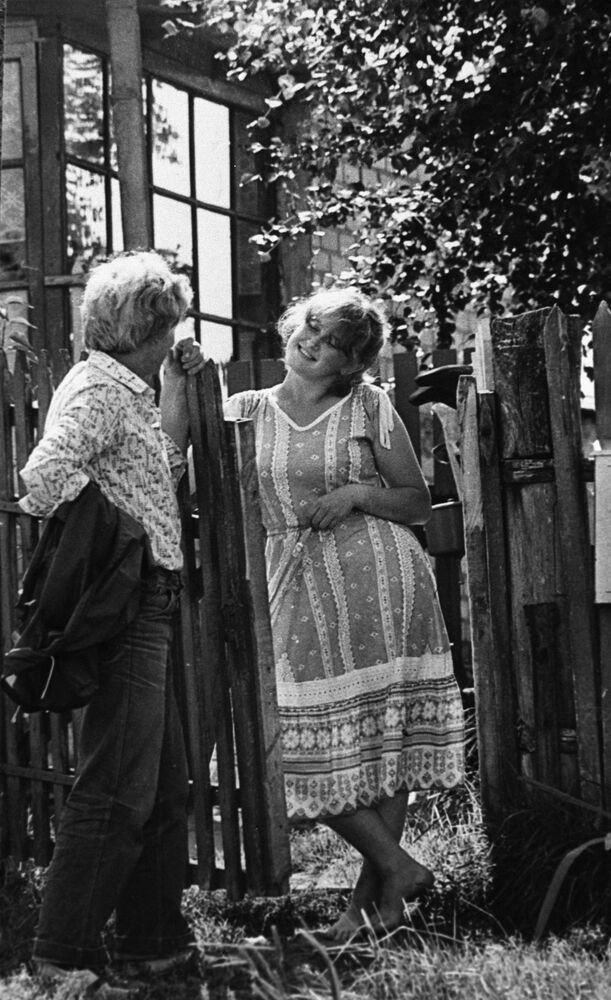 1987 - Una coppia in Bielorussia