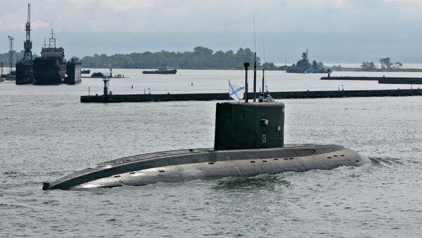 Sottomarino classe Varshavyanka - Sputnik Italia
